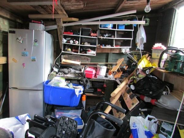 garage accidents